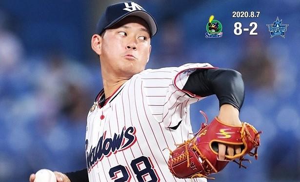 吉田大喜初勝利200807