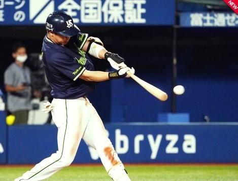 山田3打点