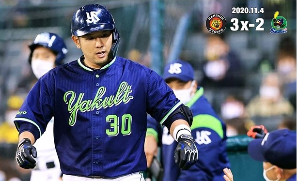 西田7号ホームラン201104