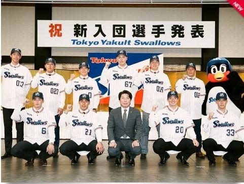 新入団選手発表会201201
