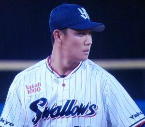 4月23日奥川投手