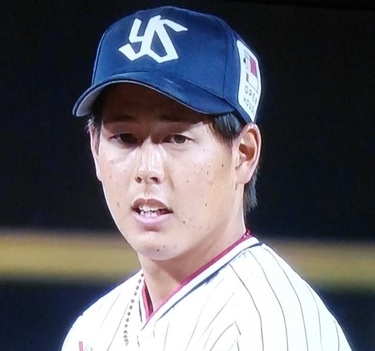 杉山晃基投手