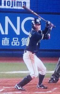 3月31日 3安打の山崎選手