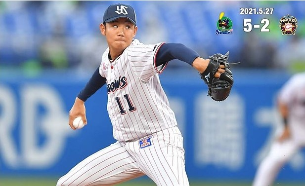 5月27日奥川2勝目