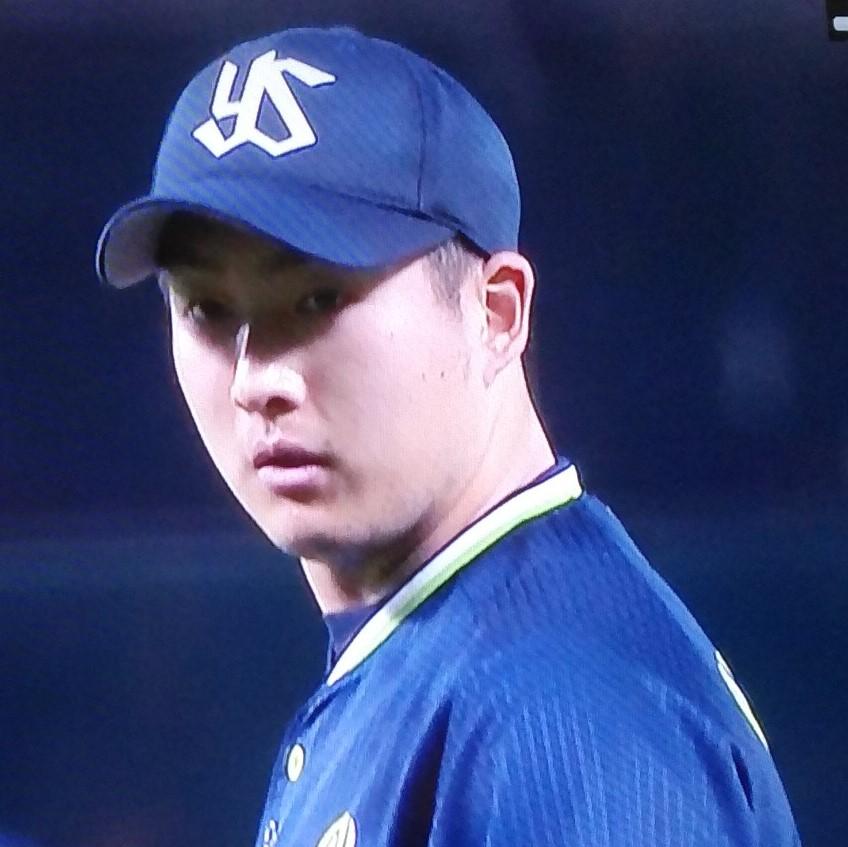 6月11日梅野投手
