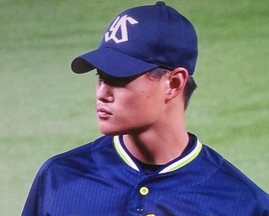 6月13日高橋奎二投手