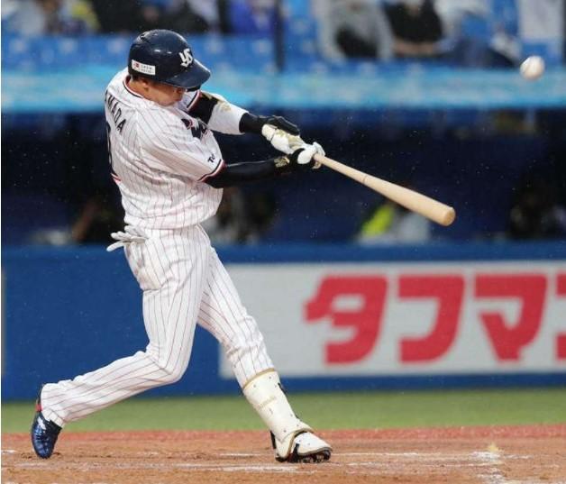 山田3ラン