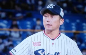 石川雅規投手