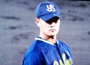 高橋奎二投手